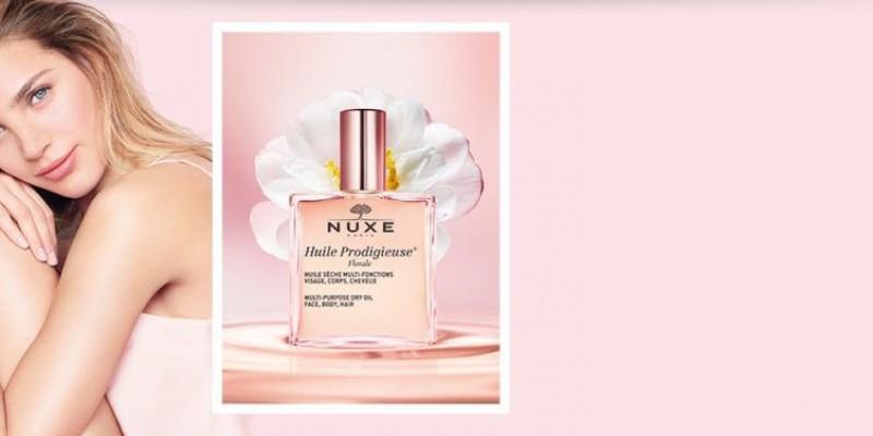 Nuxe Beautyadvies dag