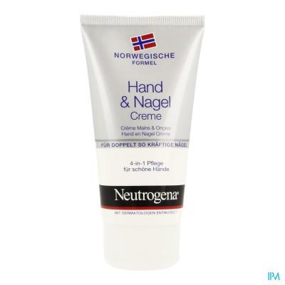 NEUTROGENA N/F HAND EN NAGELCREME TUBE 75ML