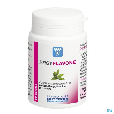 Ergyflavone Pot Gel 60 Cfr 2714194