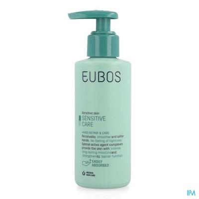 EUBOS SENSITIVE HAND REPAIR&CARE DISPENSER 150ML