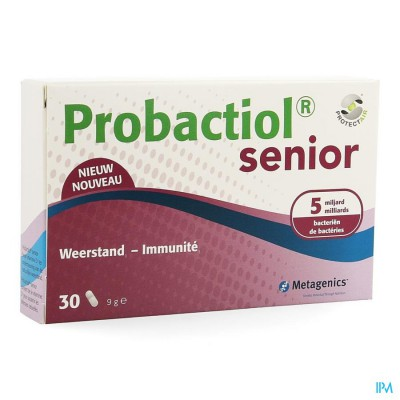 PROBACTIOL SENIOR BLISTER CAPS 30 METAGENICS
