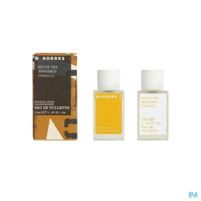 Korres Kb Fragrance White Tea 50ml