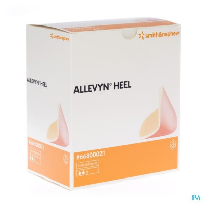 ALLEVYN HEEL HYDROCEL. 5 66800021