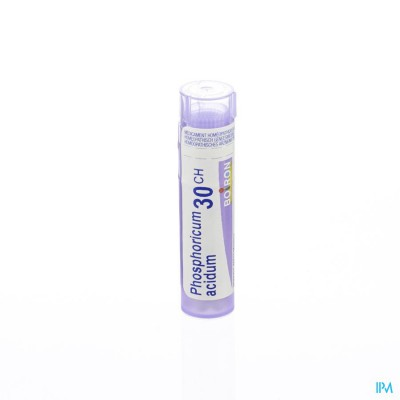 Phosphoricum Acidum 30ch Gr 4g Boiron