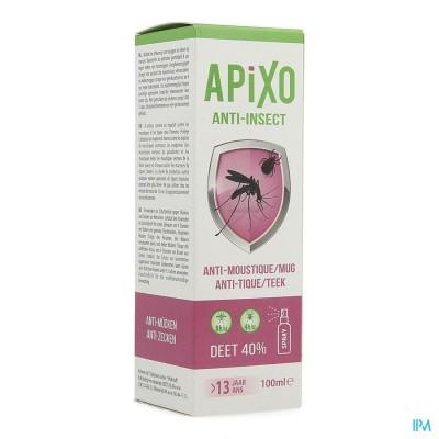 APIXO A/INSECT DEET 40% SPRAY 100ML