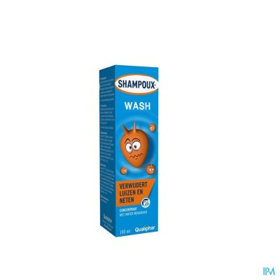 Shampoux Wash Sol 100ml