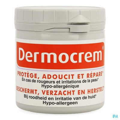DERMOCREM ROODHEID-IRRITATIE VAN DE HUID CREME250G