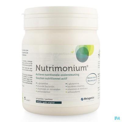 Nutrimonium Original Pdr Pot 56 22970 Metagenics