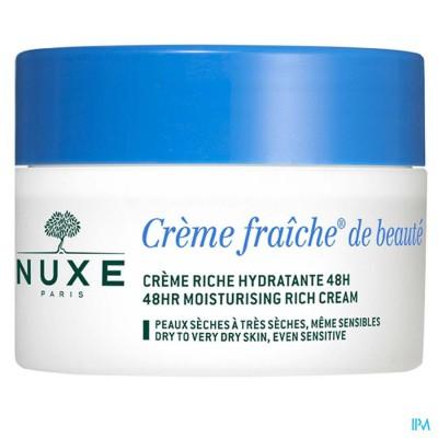 Nuxe Creme Fraiche Cr Rijke Hydra 48u Tube 30ml