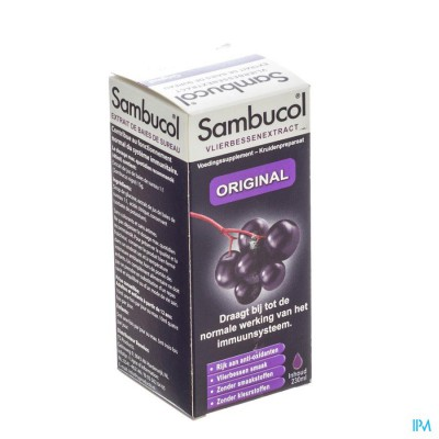 SAMBUCOL THE ORIGINAL 230ML NF
