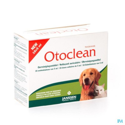 OTOCLEAN FL 18 X 5 ML
