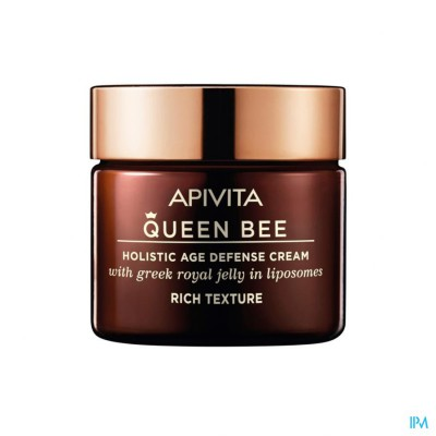 Apivita Queen Bee Age Defense Rijke Textuur 50ml