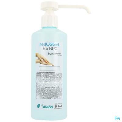 ANIOSGEL 85 N/PARF N/COLOR FL 500ML+POMP