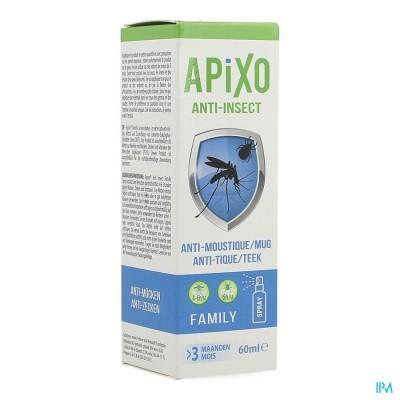 APIXO A/INSECT FAMILY SPRAY 60ML