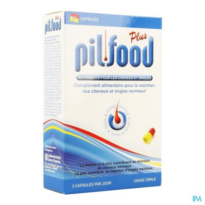 PILFOOD PLUS CAPS 90