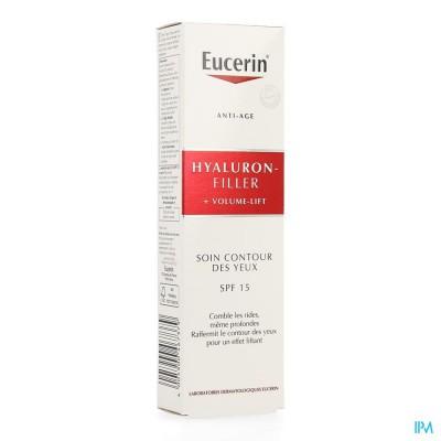EUCERIN HYALURON FILLER+VOLUME LIFT OOGCONT.CR15ML