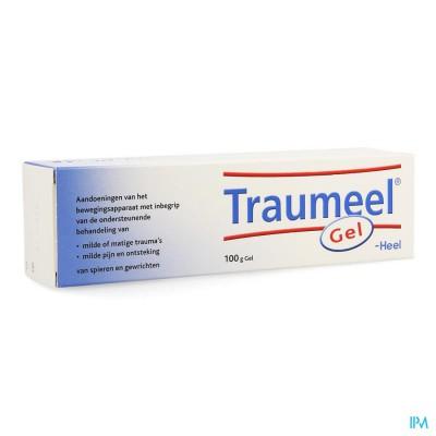 TRAUMEEL GEL 100G HEEL