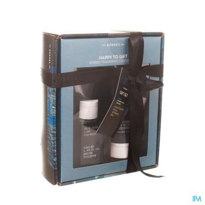 Korres Kg Gift Set Bleu Sage