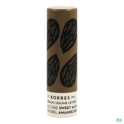 Korres Km Lipbalm Almond Basic 5ml