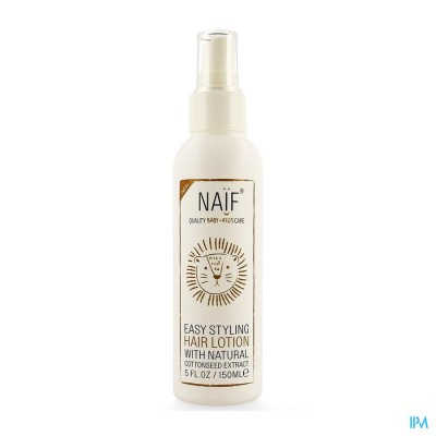 NAIF HAIR LOTION SPRAY FL 150ML