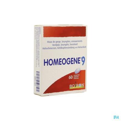 Homeogene N 9 Comp 60 Boiron