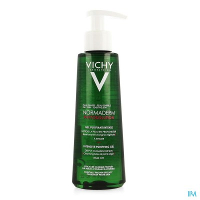 VICHY NORMADERM PHYTOSOL. INTENSIEF ZUIV.GEL 200ML