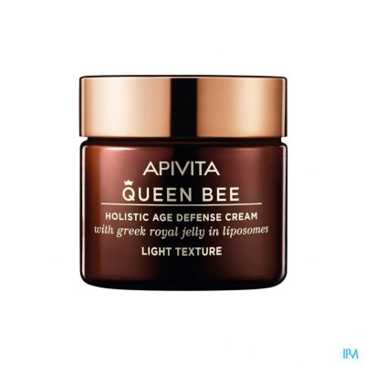 Apivita Queen Bee Age Defense Lichte Textuur 50ml
