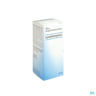 Lymphomyosot N Druppels 30ml Heel