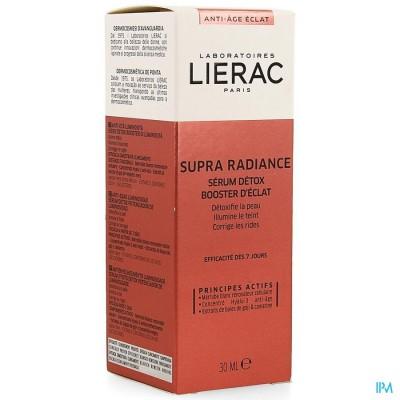 LIERAC SUPRA RADIANCE SERUM DETOX BOOSTER FL 30ML