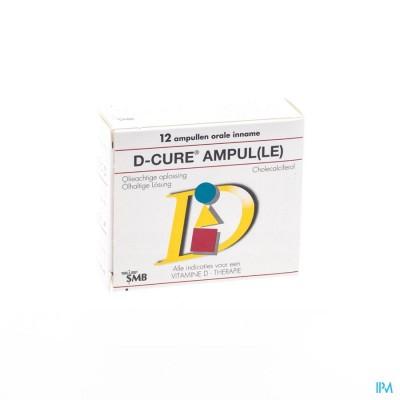 D CURE DRINKBARE AMP 12