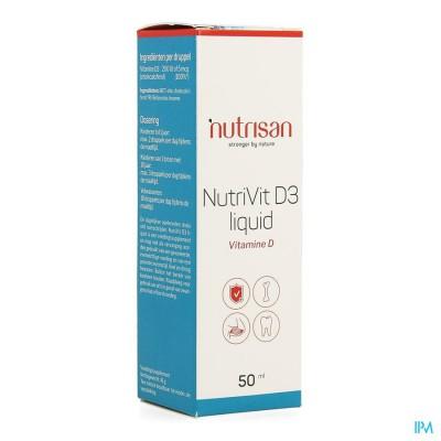 Nutrivit D3 Liquid 50ml