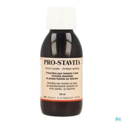 PRO-STAVITA FL 125ML