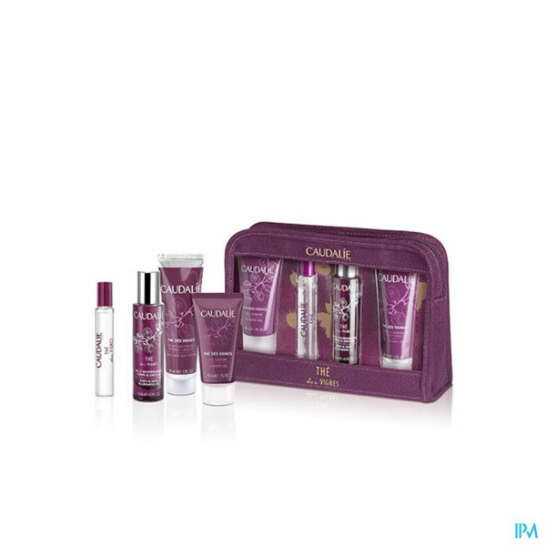 CAUDALIE KERST KIT THE VIGNES