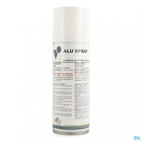 ALU SPRAY 200ML VMD